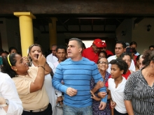 """Tarek inauguró Centro de Diagnóstico Integral """"Hermanos Pasquier"""" en Clarines"""