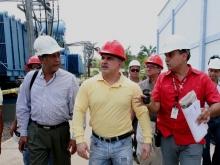 Tarek pone en funcionamiento nuevas celdas de 13,8 KV en subestación Guaraguao