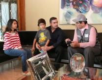 Tarek insta a participar en XIV  Censo Nacional de Población y Vivienda 2011
