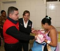 Zona Centro cuenta con Materno Infantil gratuito y de primera
