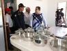 Gobernación ejecuta trabajos de rehabilitación en comandancia policial del sector Campo Claro