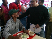 Más de 3 mil anzoatiguenses serán alimentados diariamente en Red de Comedores Populares