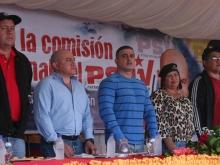 Tarek presidió Primer Encuentro de la Comisión de Enlace Institucional del PSUV en la zona sur