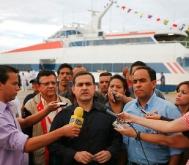 Gobernador Tarek apoya expropiación de Conferry