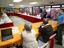 Gobernador Tarek y alcaldes bolivarianos preparan plan  de ornato