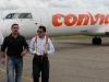 Reinician vuelos en el aeropuerto de San Tomé