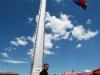 Gobernador Tarek rindió honores al 205 aniversario de primera izada de la Bandera Nacional