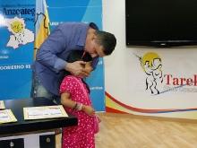 Tarek realizó XII entrega masiva de ayudas sociales del año 2011