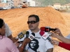 Gobernador Tarek constató avance del 50% en la construcción del puente Américo Silva
