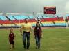 Gobernador Tarek entregó mejoras del estadio José Antonio Anzoátegui
