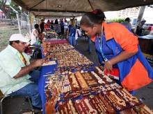 Gobernación inició Feria Artesanal de los Juegos Deportivos Nacionales 2011
