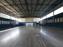 Gimnasio Adriana Carmona en Guanta listo  para Juegos Deportivos Nacionales