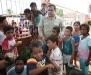 Gobernación entregó útiles escolares a niños en refugio Ezequiel Zamora de Puerto La Cruz
