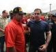 Viceministro y Tarek supervisan Operativo de Seguridad Carnavales 2011