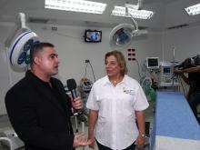 Ministra Sader y Gobernador Tarek inauguran 10 nuevos quirófanos en el Razetti