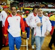 Gobernador Tarek y Viceministro inauguraron en Anzoátegui III Juegos de Glorias Deportivas de Venezuela