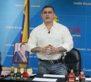 Gobernador Tarek mantiene 60% de  aceptación en su gestión