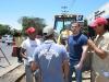 Tarek inspecciona trabajos de rehabilitación de la Avenida Jorge Rodríguez