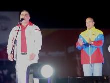 Anzoátegui inauguró formalmente XVIII Juegos Deportivos Nacionales 2011