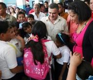 Ejecutivo Regional realizó mejoras en Unidad Educativa Valles de Guanipa
