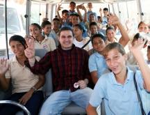 Gobernación de Anzoátegui mejora Colegio de Chuparín