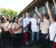 Gobernación de Anzoátegui realiza mejoras en escuela del municipio Aragua
