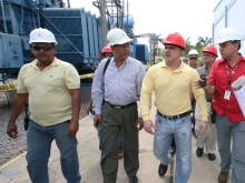 """Gobernación invierte en construcción de subestación eléctrica """"Jesús Subero"""""""