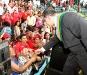 Gobernador Tarek rindió cuentas con apoyo popular del 60%