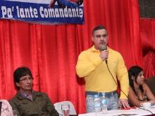 Tarek y equipo promotor conforman Movimiento Social del Convenio de Salud Cuba y Venezuela