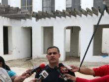Tarek supervisó avances en restauración y mejoras en nueva sede del Museo Anzoátegui