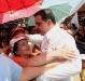 Gobernador Tarek participó en masivo Operativo Médico Asistencial y Alimentario en El Paraíso