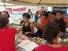Tarek y Pdval realizaron exitoso operativo alimentario en Barrio Colombia