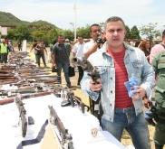 Gobernador y Viceministro presiden Plan Desarme Anzoátegui