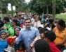 Gobernación mejora vialidad y plaza Comunal en Sector Las Delicias de Puerto La Cruz