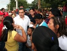 Gobernación consolida recuperación de vías y Plazas Comunales en Chuparín y Las Delicias
