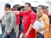 Presidente Chávez informó al gobernador Tarek aprobación de los recursos para proyecto de Soya