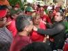 Anzoátegui se moviliza en apoyo del Presidente Chávez