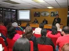 Vicepresidencia y Gobernación ejecutaron Taller sobre Jubilaciones en Anzoátegui