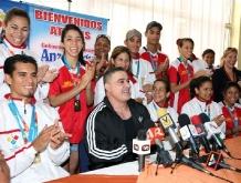 Tarek destaca consolidación de Anzoátegui en primeros lugares de Juegos Nacionales
