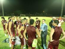 Tarek confirma juego entre Venezuela-Argentina en Anzoátegui