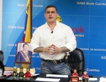 El primer mandatario regional realizó la entrega de diversos equipos y mobiliarios a la Coordinación regional de la Defensa Pública, en acto que contó con la presencia del Defensor Nacional, Ciro Ramón Araujo