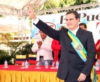Tarek cumple 7 años de Gobernador
