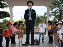 Tarek inauguró Plaza Monumento Homenaje al Dr. José Gregorio Hernández