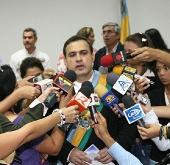 Gobernador Tarek expresó condolencias a Barreto Sira