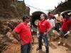 Gobernador Tarek inspecciona trabajos en la Troncal 9