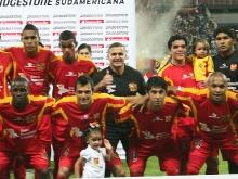 Tarek invita al juego de Copa Sudamericana entre Deportivo Anzoátegui y Universitario de Perú