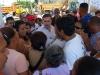 Gobernación rescata vialidad y plaza comunal en sector Las Delicias