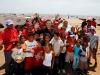 Tarek entregó embarcaciones pesqueras en Maurica