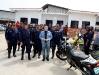 Casilla policial en mercado de Tronconal Tercero