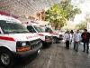 Entrega de ambulancia